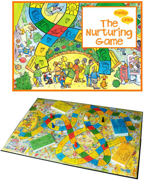 Family Links: Nurturing Game