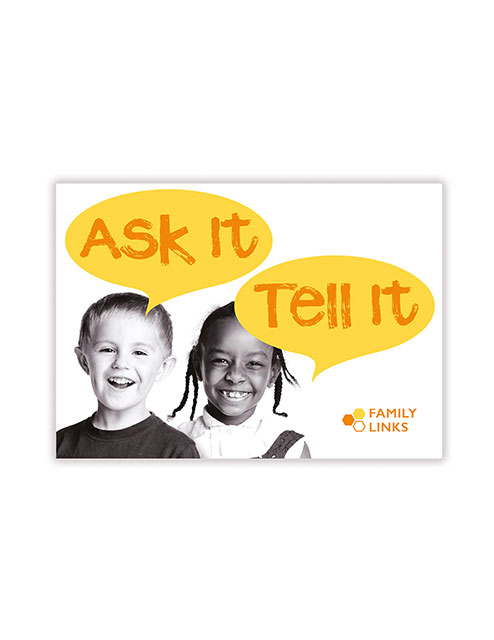 Family Links: Ask It Tell It game